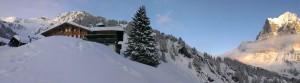 Berghaus Bort - Grindelwald First