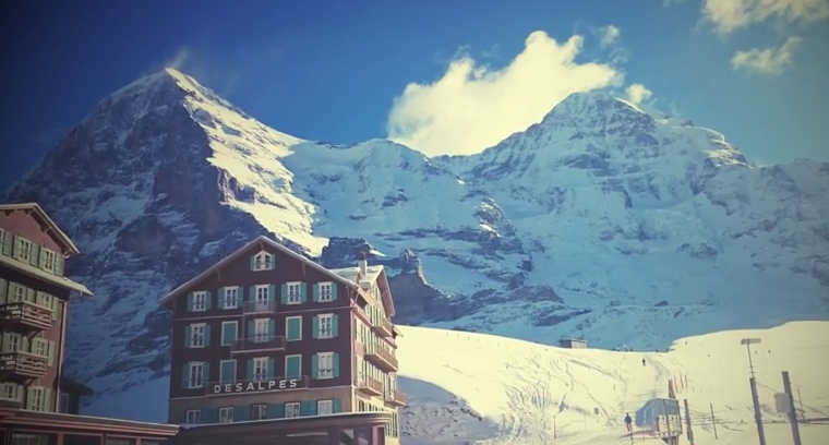 Winter Holidays in Grindelwald